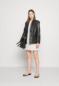 Filippa K - MADDIE DRESS - Jerseyjurk - sterling - 1