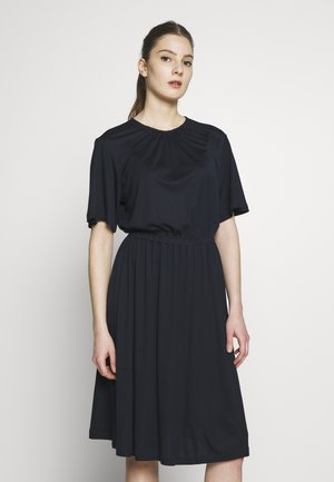 DRESS - Žerzejové šaty - navy
