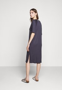 Filippa K - MIRA DRESS - Žerzejové šaty - ink blue - 2