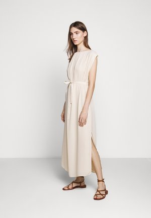 ALYSSA DRESS - Maxikjole - dune beige
