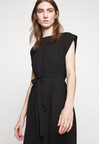 Filippa K - ALYSSA DRESS - Maxi šaty - black - 5