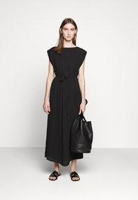 Filippa K - ALYSSA DRESS - Maxi šaty - black - 1