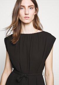 Filippa K - ALYSSA DRESS - Maxi šaty - black - 4