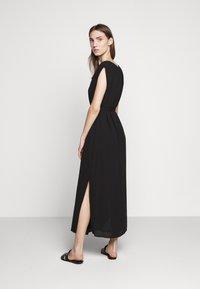 Filippa K - ALYSSA DRESS - Maxi šaty - black - 2