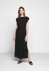 Filippa K - ALYSSA DRESS - Maxi šaty - black - 0