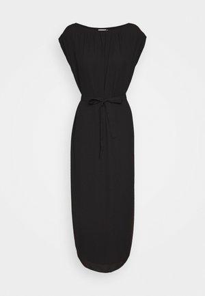 ALYSSA DRESS - Maxikleid - black