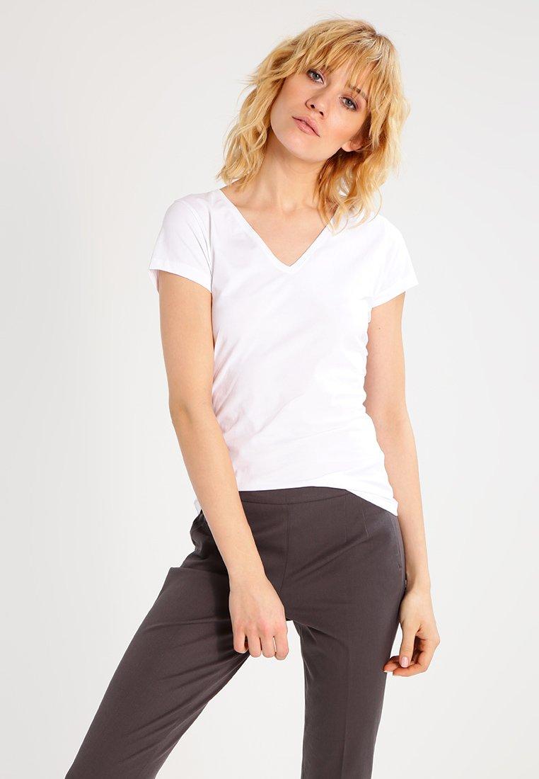 Filippa shirt White Basique FineT K 34LAR5j