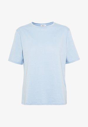 CREW NECK TEE - Basic T-shirt - ice blue