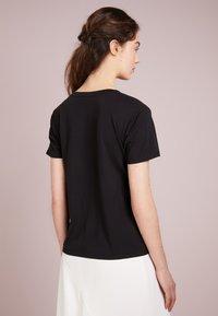 Filippa K - CREW NECK TEE - T-shirt basic - black - 2