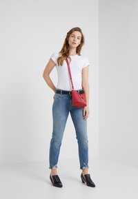 Filippa K - FINE TEE - T-shirt basic - white - 1
