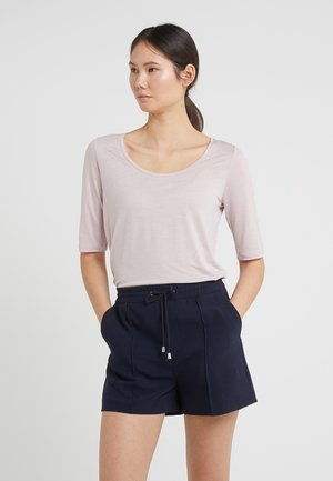ELBOW SLEEVE - T-shirt basic - frosty pin