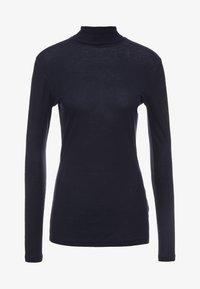 Filippa K - Langærmede T-shirts - navy - 5