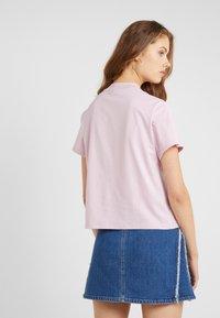 Filippa K - ALIX TEE - T-shirts basic - pink sky - 2
