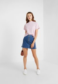 Filippa K - ALIX TEE - T-shirts basic - pink sky - 1