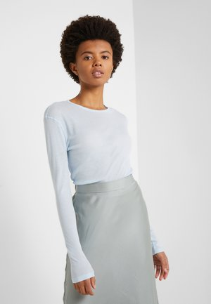 ELOISE TOP - Long sleeved top - atlantic