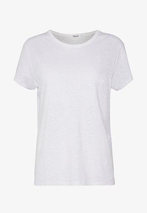 HAZEL TEE - T-shirt basic - white