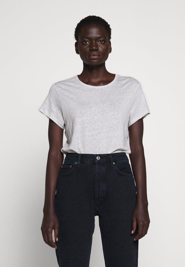 HAZEL TEE - T-shirts basic - sterling