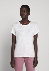 Filippa K - HAZEL TEE - T-shirt basic - faded pink - 0