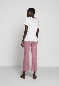 Filippa K - HAZEL TEE - T-shirt basic - faded pink - 2