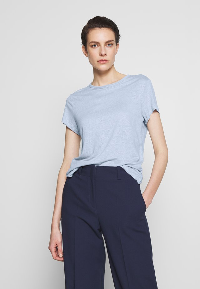 HAZEL TEE - T-Shirt basic - ice blue