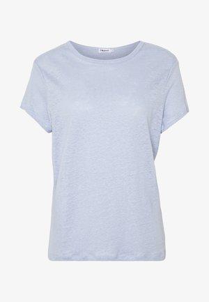 HAZEL TEE - T-shirt - bas - ice blue
