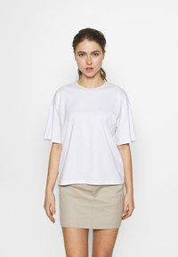 Filippa K - JANELLE TEE - Camiseta básica - white - 0