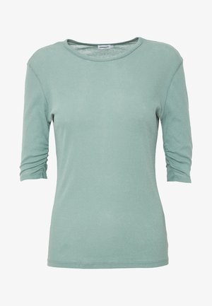 JACQUELINE  - T-shirts - mint powde