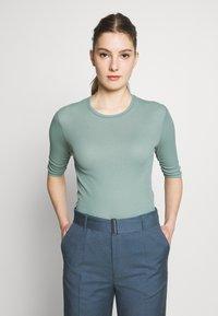 Filippa K - JACQUELINE  - T-shirt basic - mint powde - 0