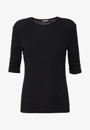 JACQUELINE  - T-shirts - black