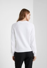 Filippa K - R-NECK - Jumper - white - 2