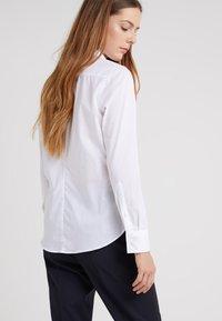 Filippa K - CLASSIC - Button-down blouse - white - 2