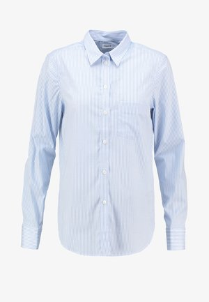 CLASSIC - Button-down blouse - light blue stripe