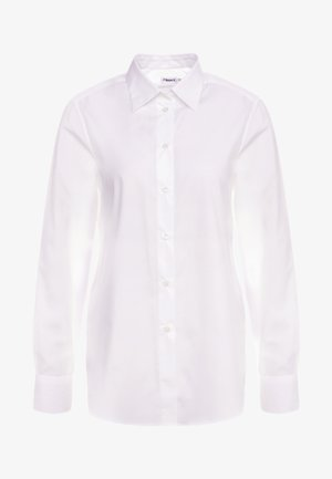 JANE  - Button-down blouse - white