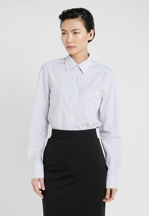 JANE  - Camicia - white/navy