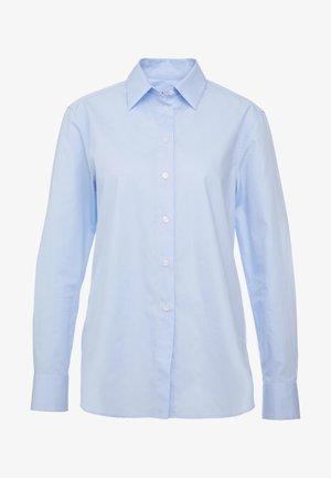 JANE  - Button-down blouse - blue