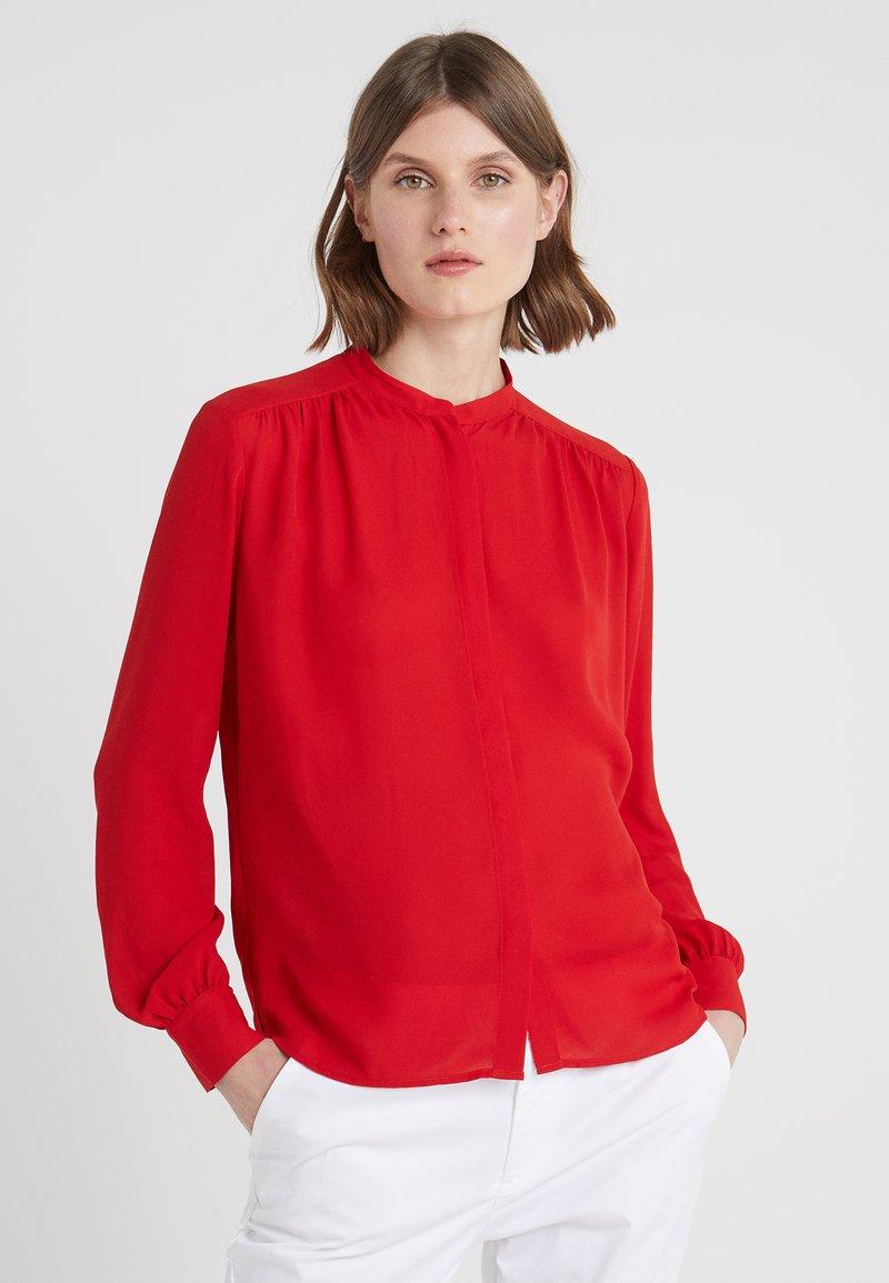 Filippa K - ALVA BLOUSE - Hemdbluse - red
