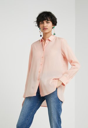 HIGH LOW - Overhemdblouse - dusty pink