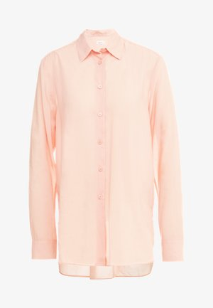 HIGH LOW - Košile - dusty pink