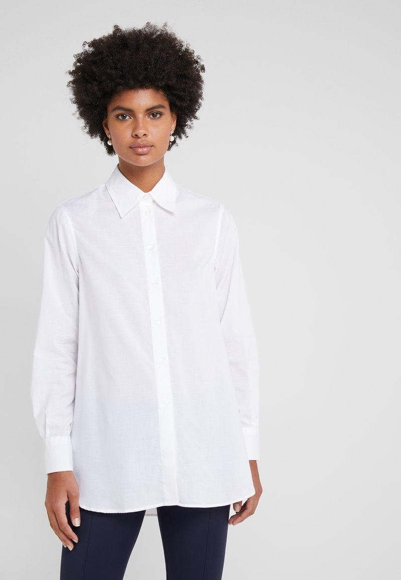 Filippa K - INDRA - Hemdbluse - white