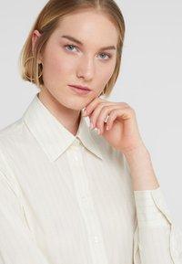 Filippa K - INDRA - Button-down blouse - offwhite - 4