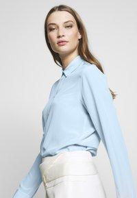 Filippa K - BLOUSE - Overhemdblouse - atlantic blue - 4