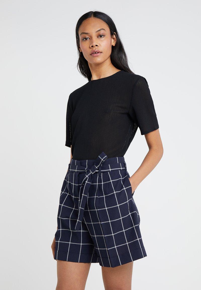 Filippa K - TEE - T-shirts - black