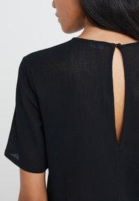 Filippa K - TEE - T-shirts - black - 3