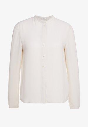 ADELE BLOUSE - Skjortebluser - ivory