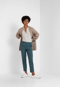 Filippa K - ADELE BLOUSE - Button-down blouse - ivory - 1