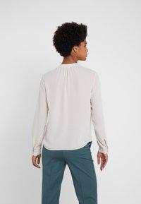 Filippa K - ADELE BLOUSE - Button-down blouse - ivory - 2