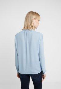 Filippa K - ADELE BLOUSE - Button-down blouse - frosty blu - 2