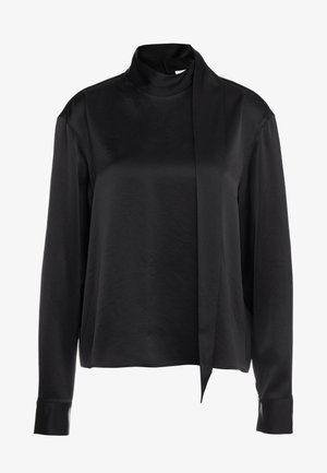 NOA BLOUSE - Pusero - black