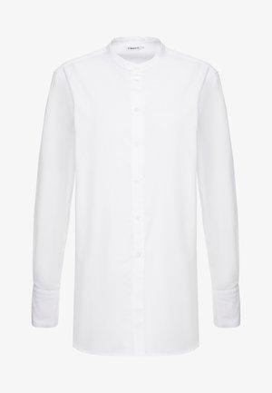 FRANCI SHIRT - Button-down blouse - frosty white