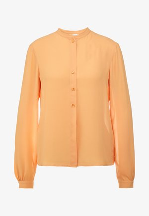 ADELE BLOUSE - Button-down blouse - pale orange